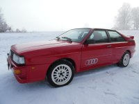 Audi Quattro 2.3 Turbo