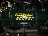 Oldsmobile Rocket V8